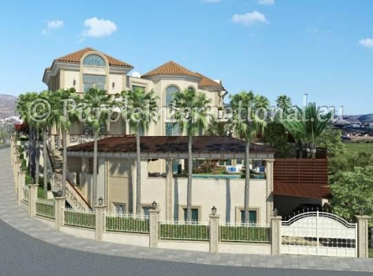 5 Bed Villa In Agios Tychonas