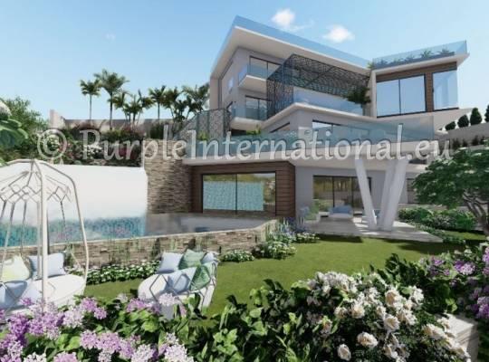 6 Bed Villa In Agios Tychonas