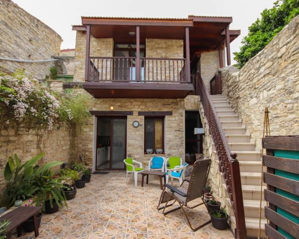 MLS10116 Two Bedroom Traditional Stone House in Lefkara