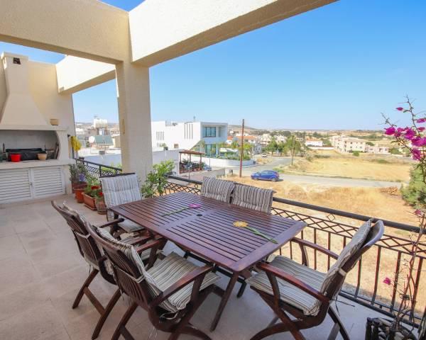 MLS10165 Three Bedroom Apartment in Oroklini