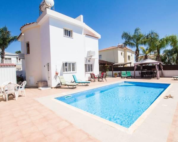 MLS10214 Beautiful 3 bedroom villa in Ayia Thekla
