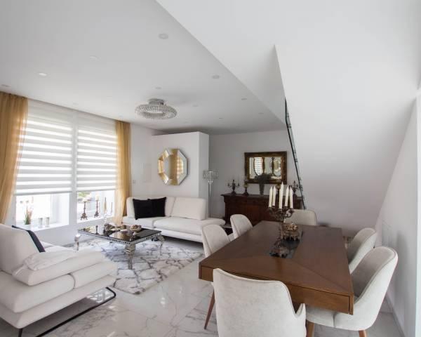 MLS10295 Superb 3 bedroom semi detached villa in Dherynia