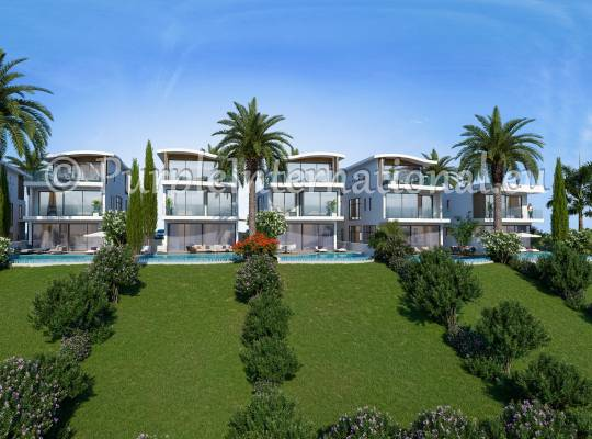 Luxury 5 Bed Villa In Kissonerga
