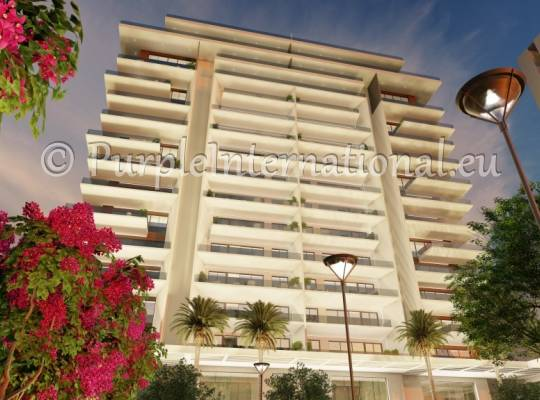 Luxury 3 Bed Penthouse In Kato Paphos