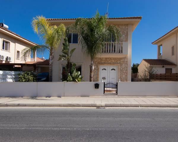 MLS10922 3 bedroom villa in Vrysoulles
