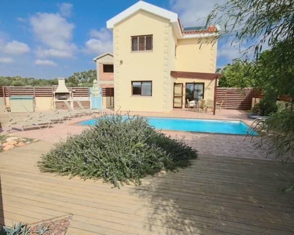 MLS1753 3 bedroom detached villa in Ayia Napa