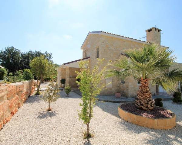 MLS3625 A Spectacular 4 bed countryside villa in Anogyra