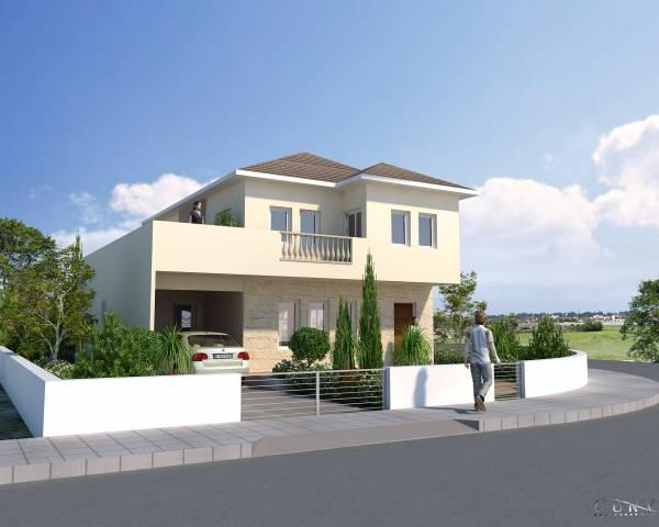 MLS4380 4 bedroom Villa in Xylofagou