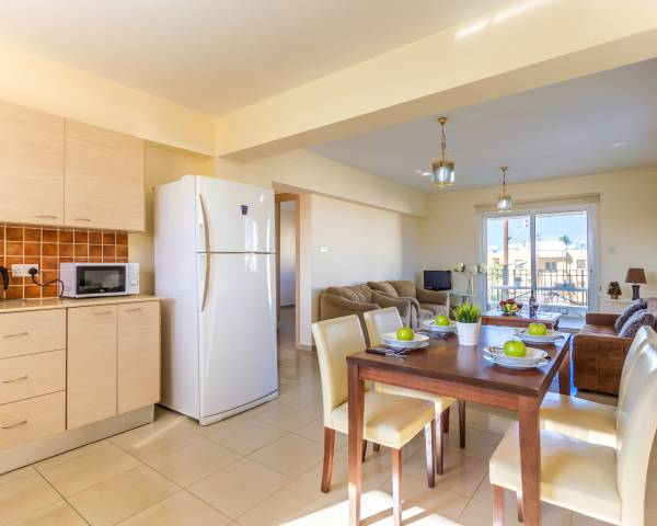 MLS4557 Two Bedroom Apartment in Paralimni