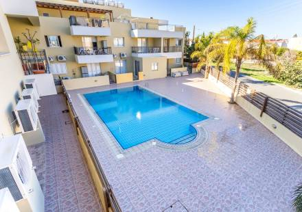 2 Bedroom Apartment in Paralimni <i>€ 135,000)}}