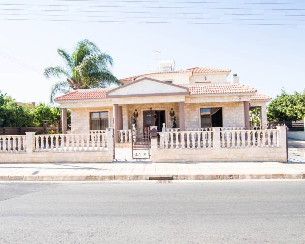 MLS5179 Large 3 bedroom villa in Xylofagou