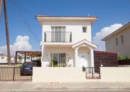 3 Bedroom Villa in Xylofagou <i>€ 175,000)}}