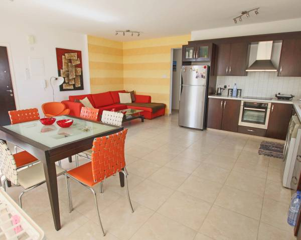 MLS6086 Two Bedroom Penthouse Apartment in Kapparis