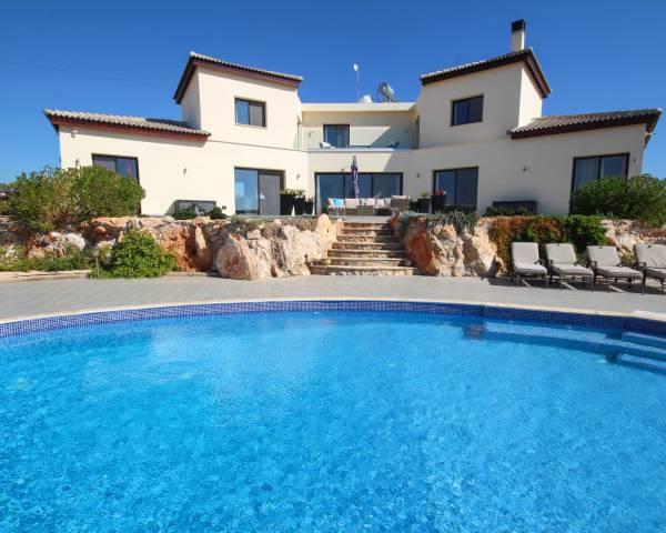 MLS7409 Fabulous 4 bedroom Villa in Vrysoulles
