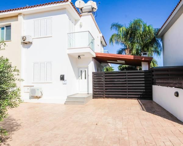 MLS7529 2 Bedroom Semi-Detached Villa In Protaras