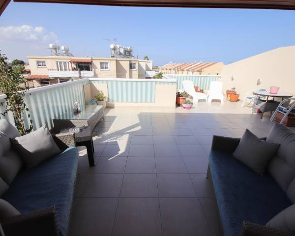 MLS8326 Two Bedroom Penthouse Apartment in Kiti
