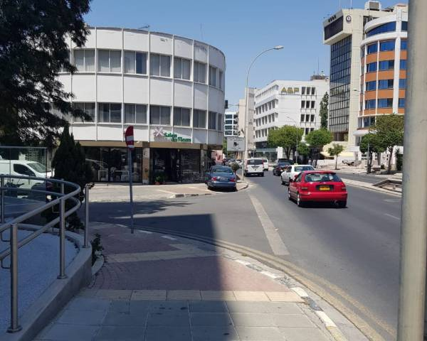 MLS8476 Building in the Center of Nicosia