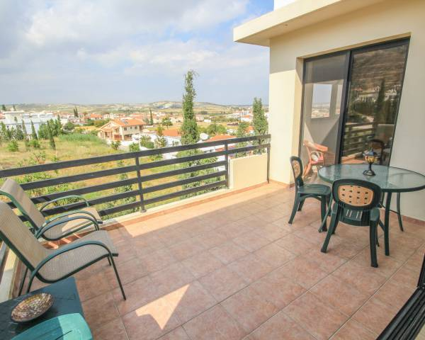 MLS8484 Two Bedroom Penthouse Apartment in Oroklini