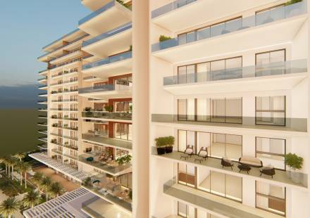 2 Bedroom Apartment in Kato Paphos <i>€ 1,360,000)}}