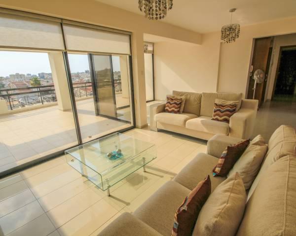 MLS8622 Three Bedroom Penthouse Apartment in Drosia