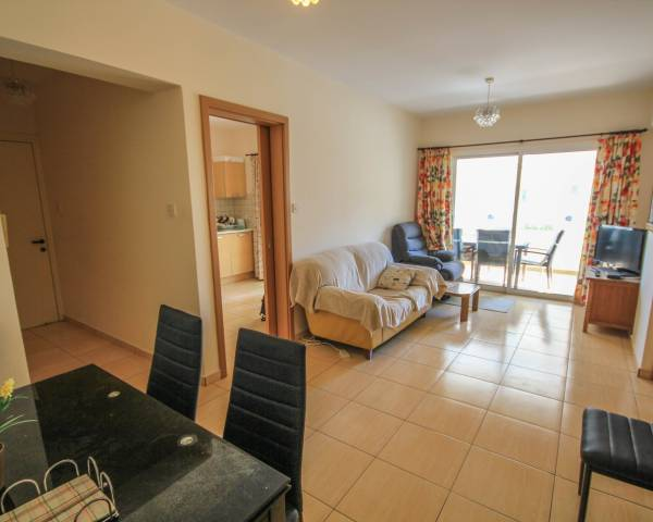 MLS8743 Two Bedroom Apartment in Central Larnaca