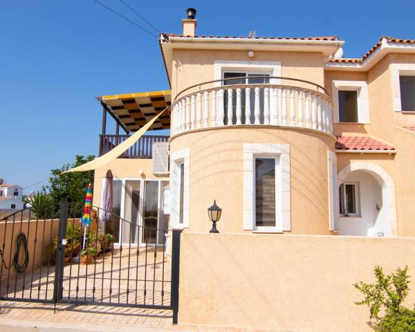 MLS8775 3 Bedroom semi-detached villa in Xylofagou
