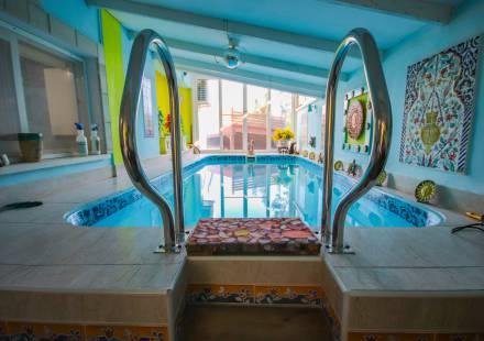3 Bedroom Villa in Oroklini <i>€ 235,000)}}