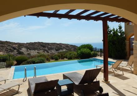 3 Bedroom Villa in Aphrodite Hills <i>€ 795,000)}}