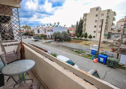 1 Bedroom Apartment in Larnaca Town <i>€ 72,000)}}