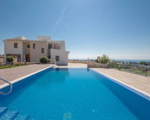 MLS9216 Luxury 4 Bed Villa In Kouklia