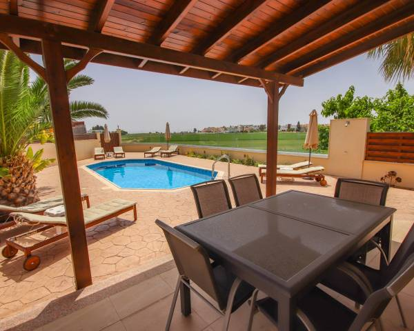 MLS9261 Four Bedroom House just off the Dhekelia Road