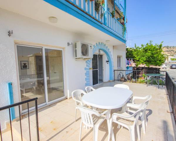 MLS9285 Three Bedroom Ground Floor Apartment in Oroklini