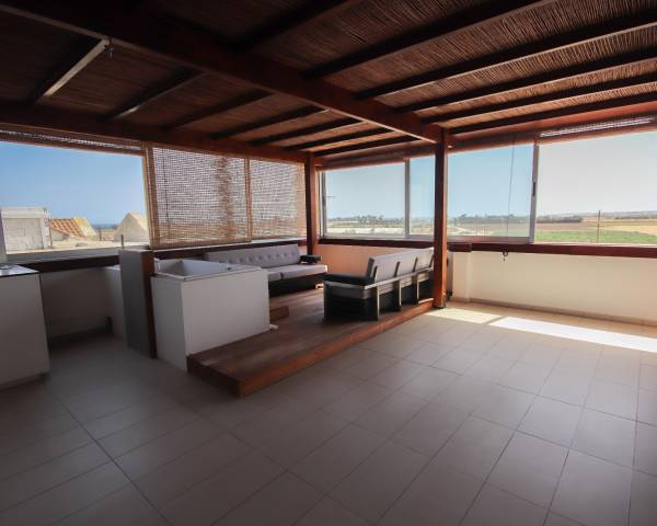MLS9426 Two Bedroom Penthouse Apartment in Pervolia