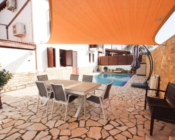 MLS9812 Three Bedroom House in Pano Lefkara