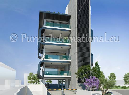 Commercial Building In Limassol Town