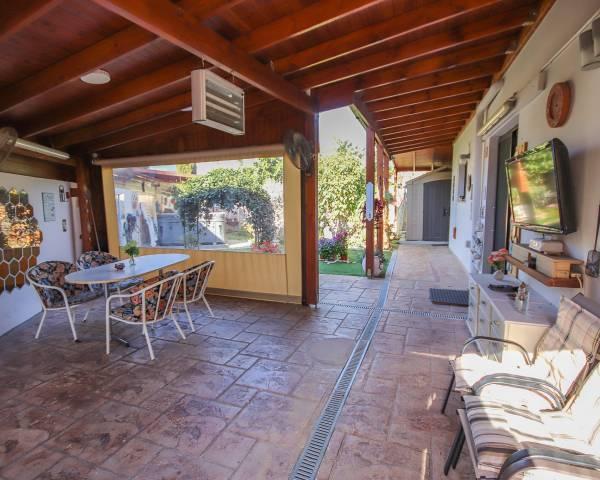 MLS9960 Two Bedroom Semi Detached Villa in Oroklini